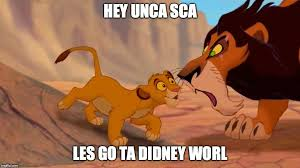 Didney Worl Meme - simba and didney worl by yodajax10 on deviantart