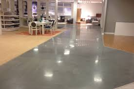 Polished Laminate Flooring Michigan Polished Concrete Contractor Detroit Macomb County