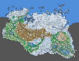 Skyrim Quality World Map by Skyrim Map Over 25 Different Maps Of Skyrim To Map Out Your Journey