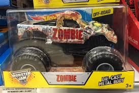 zombie monster jam truck zombie monster truck u2013 a little bit funny