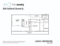 the marq floor plan the marq at 205 oxford street the marq