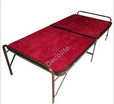 Folding Cushion Bed Folding Bed Cushion Folding Bed Manufacturer From New Delhi