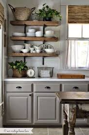 Copper Accessories For Kitchen 21 Examples Of The Space Above Your Kitchen Cabinets Happily