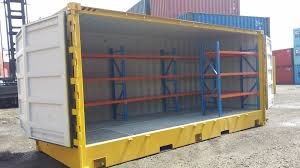 container modification and repair customised containers and