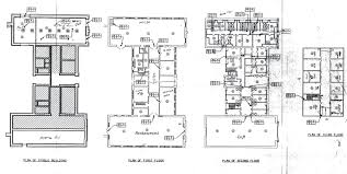 biltmore stable floor plan with lights labeled gilded era