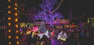 christmas lights in missouri experience an ozark mountain christmas holidays in branson