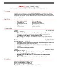 Cashier On Resume Duties Professional Cashier Resume Sample Cashier Resume Jennywashere 82