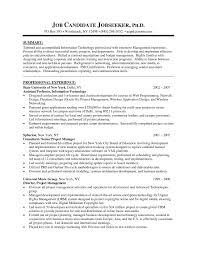 Great Resume Layout Examples Sidemcicek Senior Project Manager Resume Example Examples Of Resumes