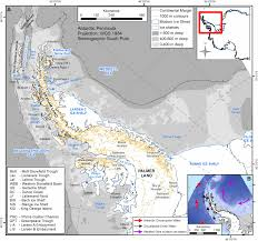Map Of World Before Ice Age by Antarctic Peninsula Ice Sheet Evolution