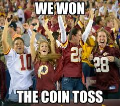 Redskins Meme - gridiron gentlemen on twitter washington redskins fans be like