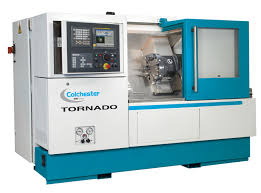 new colchester t6 2 axis cnc lathe with fanuc oi td u0026 full stroke