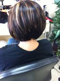 how to cut hair in a stacked bob 20 popular short haircuts for thick hair short bobs bob