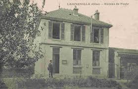 bureau de poste versailles laigneville 60 oise cartes postales anciennes sur cparama