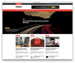 s website top 57 news magazine themes 2018 colorlib