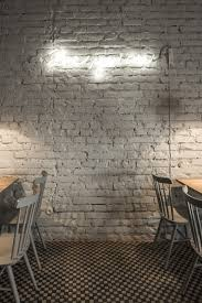 2017 Interior Trends Black Lines Unprogetto Design Cafe Cool Bistrot Design In Prague Phill S Twenty7