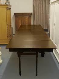 Esszimmertisch Deutsch Tisch Esstisch Esszimmertisch Antik Um 1920 Eiche Ausziehbar Bis