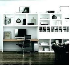 bureau bibliothèque intégré bureau integre bibliotheque bureau bureau avec bibliotheque integree