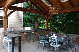 Gazebo With Bar Table Gazebo Plans Patio Traditional With Wood Post Modern Outdoor Grills