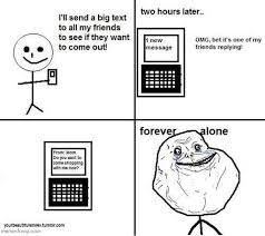 Alone Memes - forever alone guy web meme picture