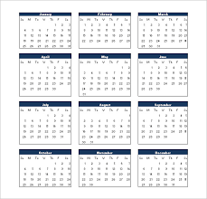 monthly schedule template u2013 7 free sample example format