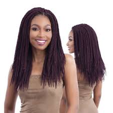 extension braids medium box braids 14 freetress bulk crochet braiding hair