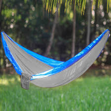 sport force portable two person nylon hammock redeem source