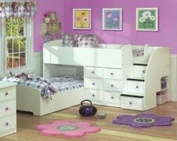 Twin Loft Bed With Stairs Low Bunk Beds With Stairs Foter