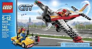 tiny plains amazon com lego city 60019 stunt plane toy building set toys u0026 games