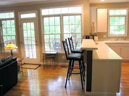 fabriquer sa cuisine en bois construire sa cuisine en bois construire un bar pour sa cuisine