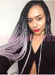extension braids synthetic fashion braid hair for black women