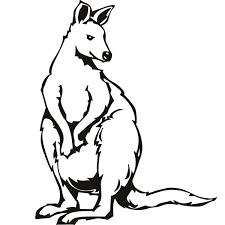 kangaroo images for kids free download clip art free clip art