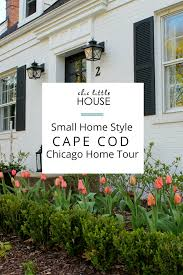 small home style cape cod chicago home tour u2014 interior design