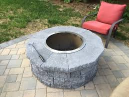 Fire Pit Liner by Delightful Higley Stainless Steel Fire Pits Rogersmn Youtube