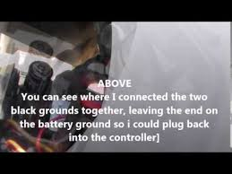repairing minn kota trolling motor power drive v2 control board