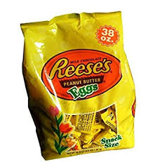 reese easter egg reese s peanut butter cup eggs easter candy 38 ounce