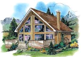 chalet cabin plans 2 house plans with floor master bedrooms page 1 at