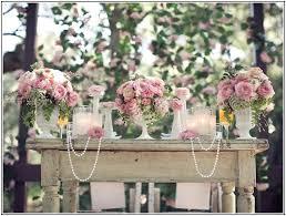 Vintage Wedding Ideas Antique Wedding Table Decorations Vintage Wedding Ideas With Pearl