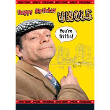 only fools and horses uncle birthday card danilo