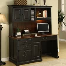 Home Desk With Hutch Modern Home Office Desk With Hutch In Lovely Interior Designing