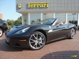 Ferrari California 2012 - 2012 nero daytona black metallic ferrari california 77818865