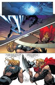 ultimate thor supreme hyperion vs saitima boros battles comic vine