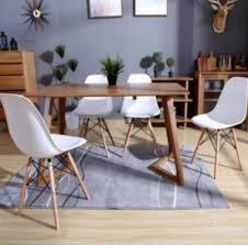 designer stühle esszimmer 4x designer stühle weiß industrial wohnzimmer esszimmer büro neu