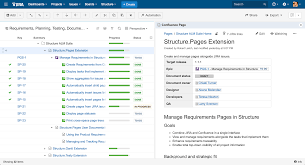 photo pages structure pages jira confluence collaboration extension for