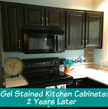 Gel Stains For Kitchen Cabinets House Tour 2015 Kitchen
