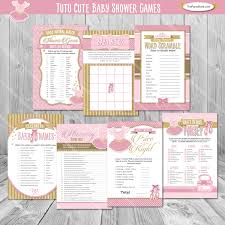 ballerina baby shower games ballet baby shower games tutu