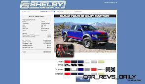 Ford Raptor Shelby Truck - shelby raptor