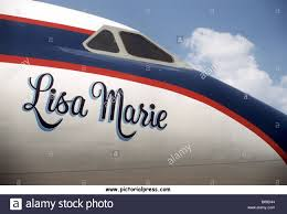 elvis plane the lisa marie aircraft owned by elvis presley was a converted stock