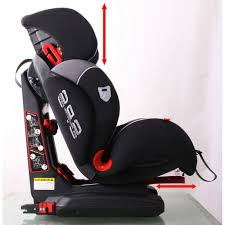 groupe 2 siege auto black iso fix gr 1 2 3 9 36 kg sps toptether bebe2luxe