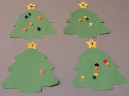 child care basics resource blog christmas tree counting