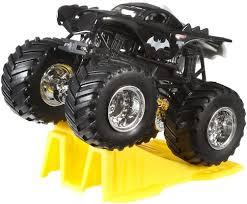 buy wheels monster jam trucks wheels monster jam 1 64 scale diecast truck colors styles may